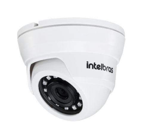 Câmera Intelbras Dome AHD 720p e Analógica Híbrida 20 Metros - VMD 1120 G4