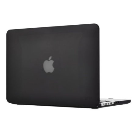 Capa Case Para Macbook Pro Retina 13 Polegadas Preta - 1002 CP-R13