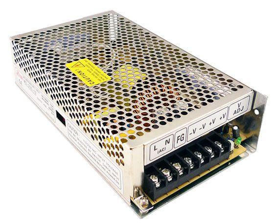 Fonte Chaveada 24v 10,4a 250w Bi-volt  -  MS-250-24