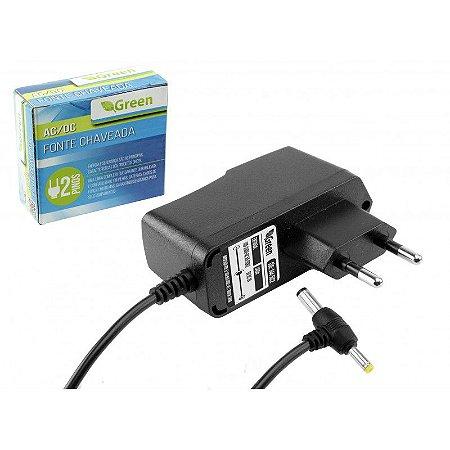 Fonte Chaveada 5V 2A Plug Duplo
