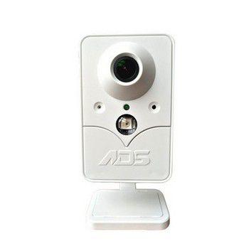 Câmera Ip Wifi Vr Panorâmica Lente 1.44mm 1.3mp - Ads360vr