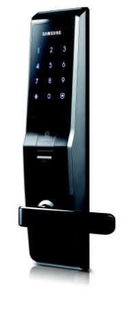 Fechadura Digital Samsung Biométrica Shs-h705
