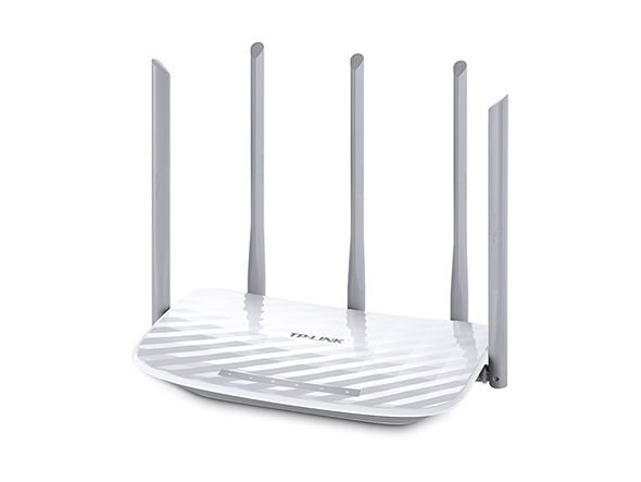 Roteador Wireless Tp-link Archer C60 5 antenas Dual Band AC1350