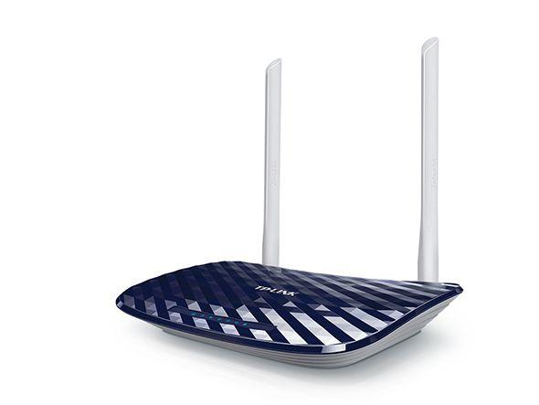 Roteador Wireless Tp-link Archer C20 2 antenas Dual Band AC750