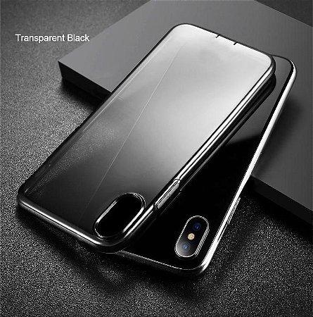 Capa Case Iphone X Flexível - Preta