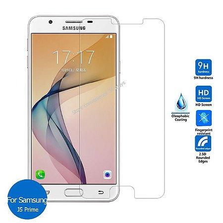Película De Vidro Temperado Samsung Galaxy  J5 Prime