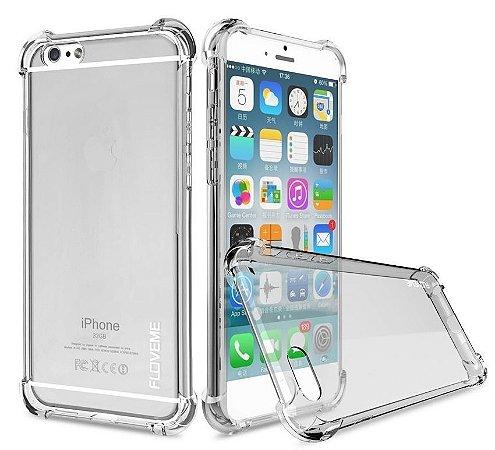 Capa Case Anti Impacto Transparente Flexível - Iphone 6 e 6S