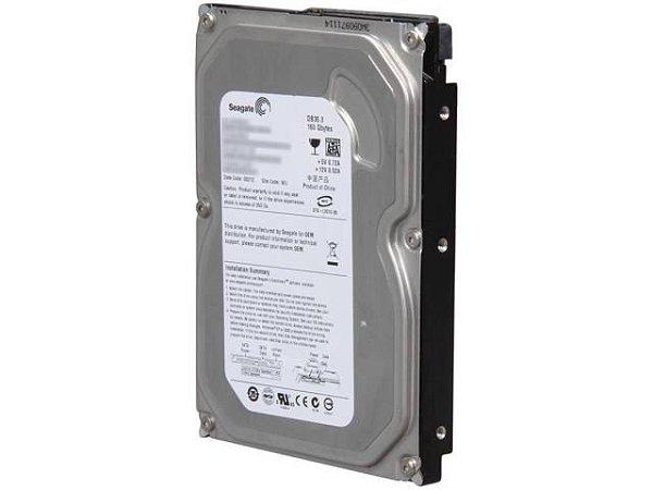HD 160GB INTERNO 3.5 SEAGATE DB35.3 - ST3160215ACE