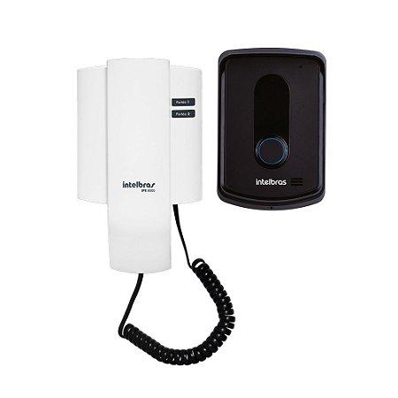 Porteiro Interfone Eletrônico IPR 8010 Residencial Intelbras