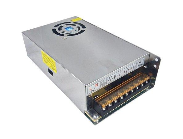 Fonte Chaveada 48V 7A 350w Bi-volt MS-350-48 Andeli