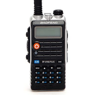 Radio Comunicador HT Dual Band Baofeng BF-UVB2 Plus (BF-GS)