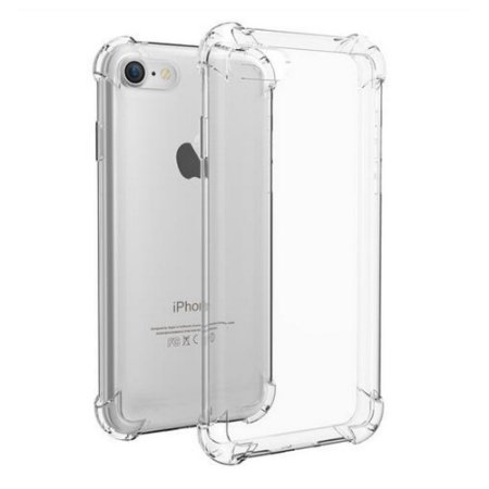 Capa Case Flexível Iphone 7 Transparente Anti Queda - 4.7 Polegadas