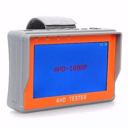 Monitor Testador De Câmera AHD E Analógica 4.3 Polegadas - 438AHD