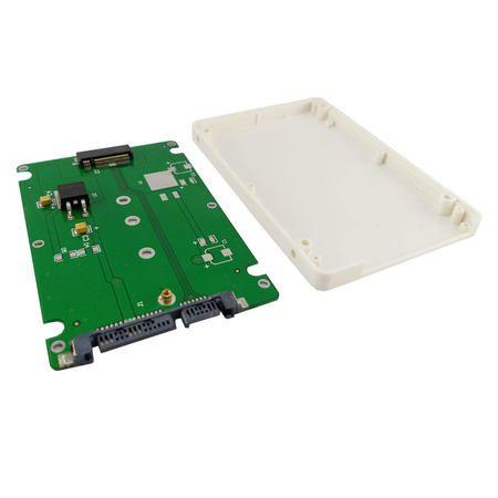 Adaptador Conversor HD NGFF M.2 Para Sata 3 - Com case 2.5