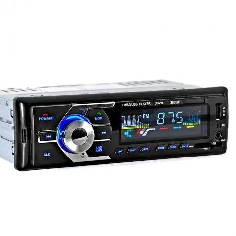 Som Automotivo Mp3 Bluetooth e Fm - MI-2035BT