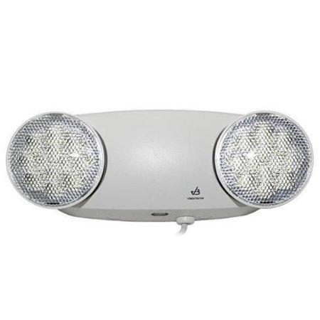 Lampada de Emergência Visionbras VB-BL201 2.4W Luz Branca