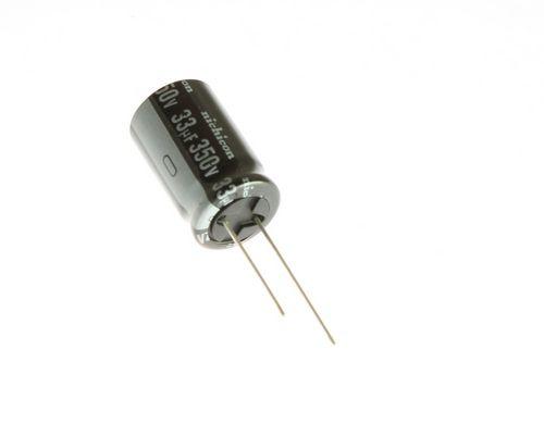 Capacitor Eletrolítico 33uf 350V 105 Graus - 33x350-105