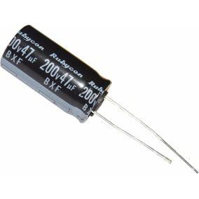 Capacitor Eletrolítico 47uf 200V 105 Graus - 47x200-105