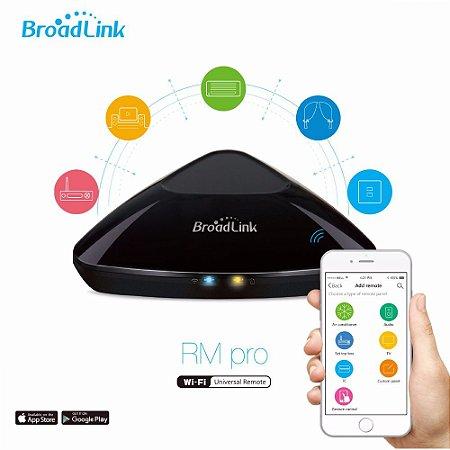 Broadlink Rm Pro+ 433 Mhz e IR - Automação Residencial Inteligente