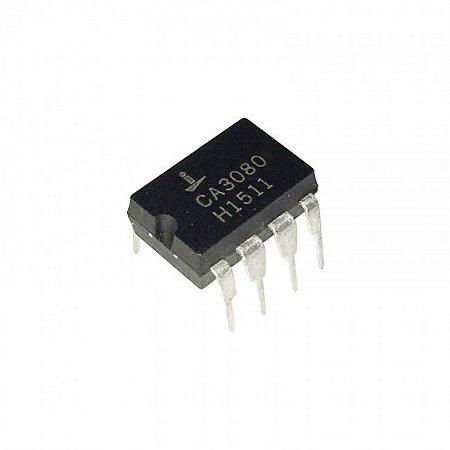 C.i. - Circuito Integrado CA3080 - (DIP-8)