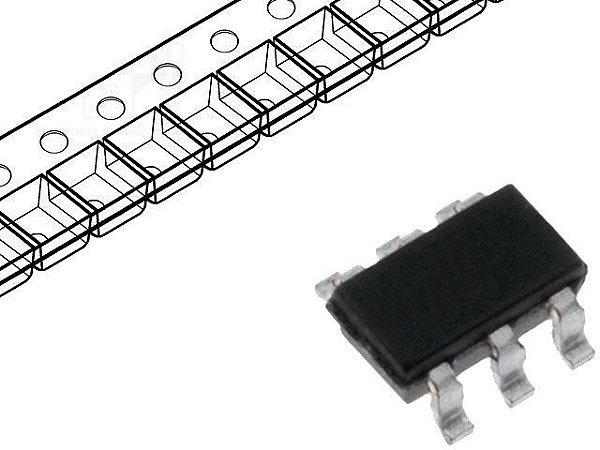 Transistor 2N7002DW 2N7002 702 (SOT363-6)