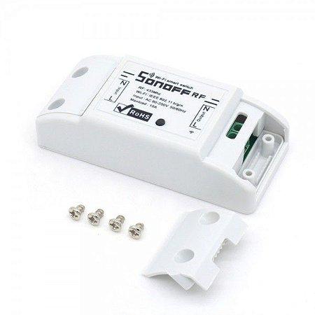 Interruptor Sonoff Rf 433mhz & Wifi - Automação Residencial