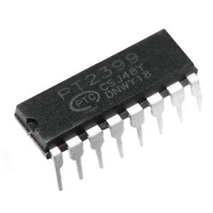 C.i. - Circuito Integrado PT2399 - (DIP-16)