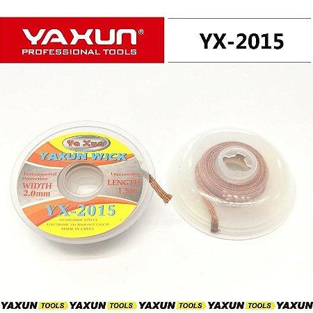 Malha Dessoldadora Yaxun Yx-2015 | 2,0mm 1,5m