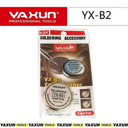 Reciclador Ativador De Pontas Ferro de Solda Yaxun Yx-b2