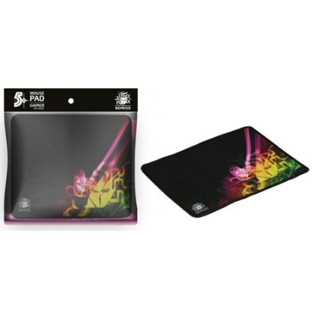 Mouse Pad Gamer Nemesis Chip Sce Preto - 015-0055