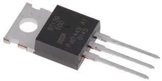 TRANSISTOR BT 139-600 C (TO-220)