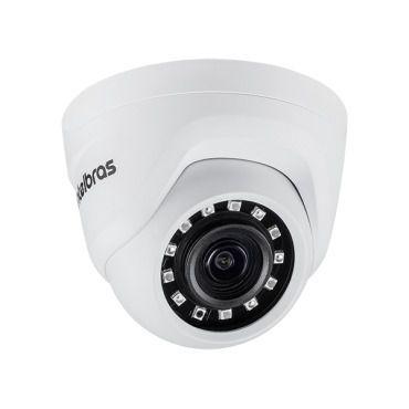 Câmera Intelbras Dome HD 1080p 1/2.7 Lente 2.8mm AHD 20M IR - VMH 1220 D