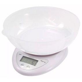 Balança Eletrônica De Cozinha Alta Precisão 1g A 5Kg BM-A05