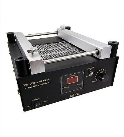 Estação de Pré-aquecimento Smd Bga Até 380º 220V Preheater Yaxun 853