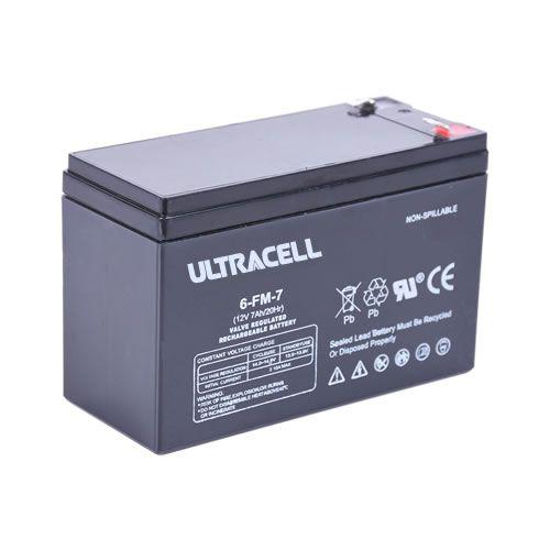 Bateria Selada 12v 7ah - Ultracell