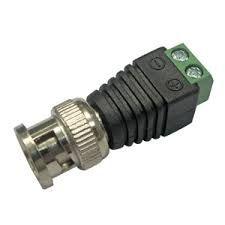 Conector Adaptador Bnc Borne Macho