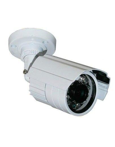 Câmera Bullet Branca Externa infra. 1/3 3.6mm - Aprica