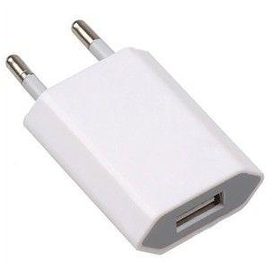 Carregador Usb Para Iphone 5v 1a Bi-volt