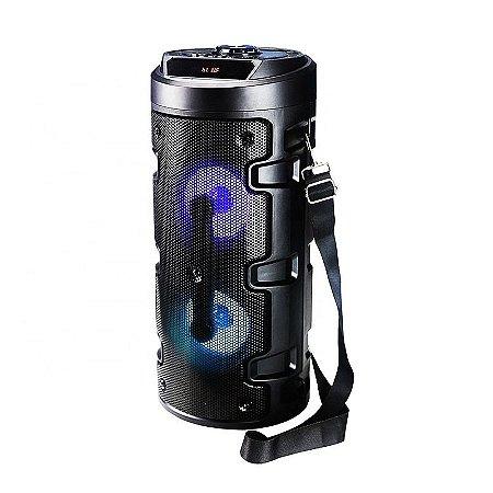 Caixa De Som Portatil Torre 12W Bluetooth SD/USB/FM   A1-35MAX