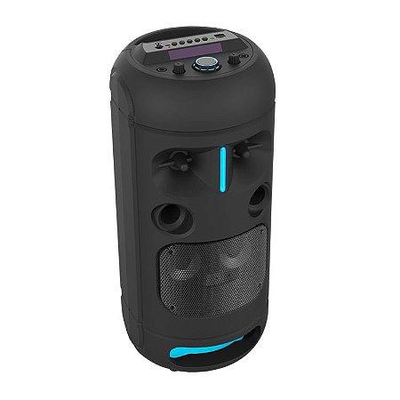 Caixa De Som Portátil Torre 30W C/ Subwoofer Bluetooth 5.0 SD/USB/FM/TSW   A1-54