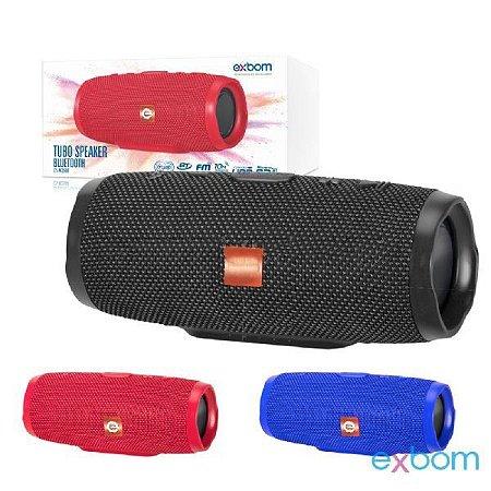 Caixa De Som Bluetooth Portátil Mini 6W |Exbom CS-M35BT