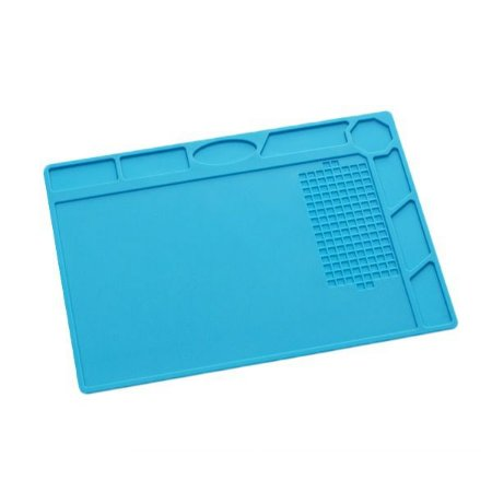 Tapete Manta Anti-estática Silicone Para Bancada - 320x230mm