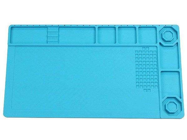 Tapete Manta Anti-estática Silicone Para Bancada - 380x210mm