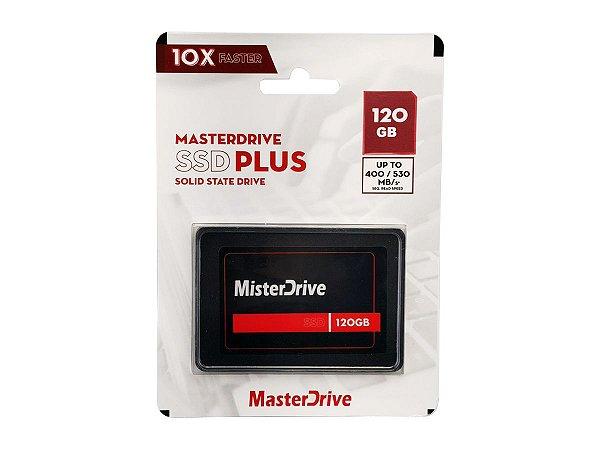HD SSD 120GB SATA - MASTERDRIVE
