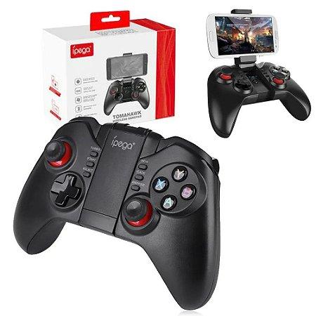 Controle Joystick Bluetooth Para Celular - Ipega PG-9068