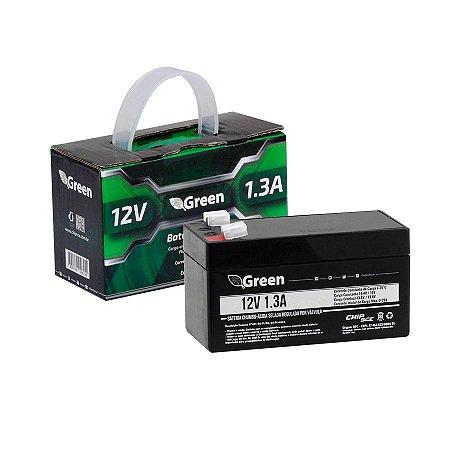Bateria Selada 12V 1.3A - Green 013-1002