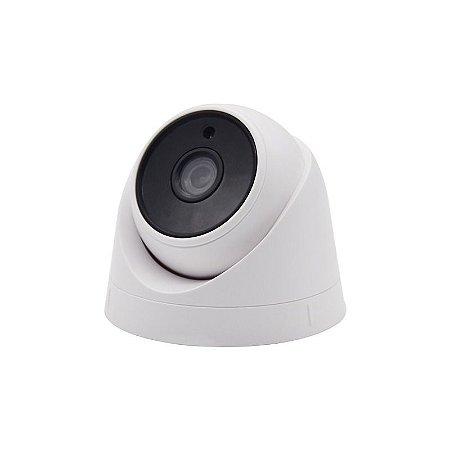 Câmera Dome Ip 1080p 2Mp Onvif 3.6mm - A301B