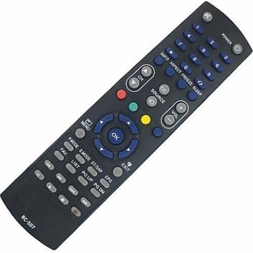 Controle Remoto Tv Cce Lcd Led Rc-507 D32 D40 D42 - 159