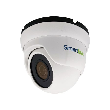 Câmera Dome 8Mp 4k 20m 2.8mm 20m IP67 - Smartbras SB-8070D