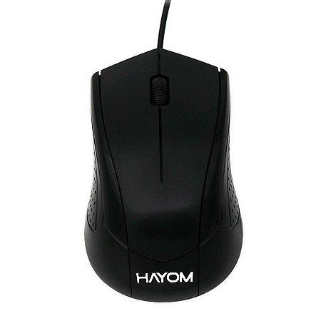 Mouse Usb Linha Office 1200dpi - Hayom MU2900
